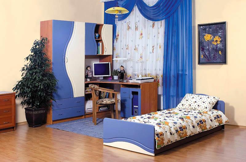 Дитяча спальня фото