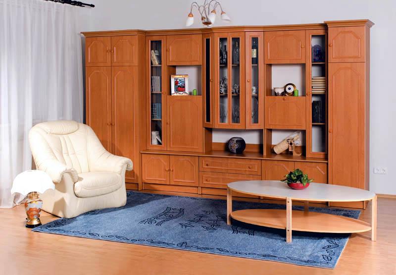 "Каталог мебели для дома категории ""стенки""."